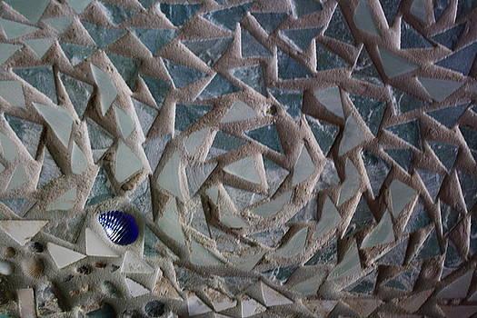Anne Babineau - mosaic ocean swirls