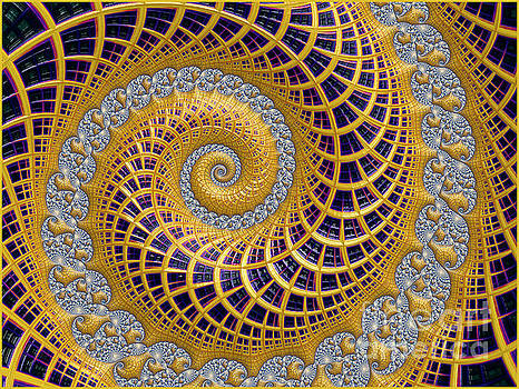Mosaic Spiral by C Branch