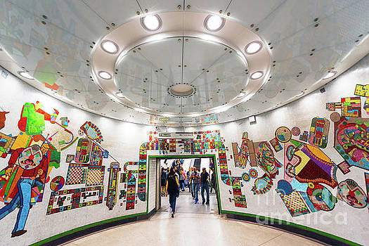 Svetlana Sewell - Mosaic Station