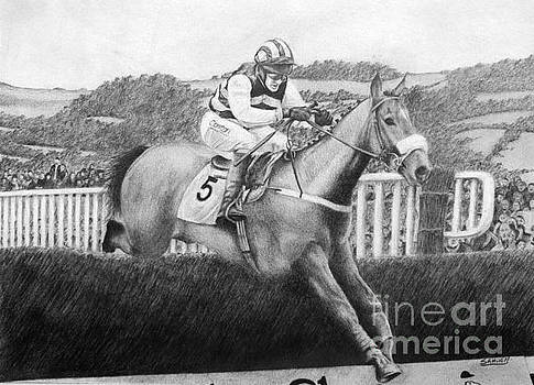 Moscow Flyer by Stuart Attwell