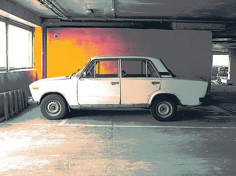 Moscow Lada by Shay Culligan