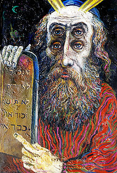 Ari Roussimoff - Moses, Prophet And Law Giver