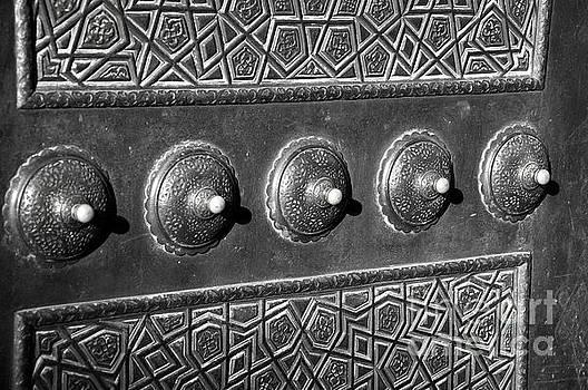 Andrew Dinh - Mosque Door