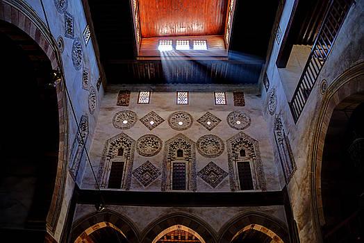 Mosque of the Swordbearer by Nigel Fletcher-Jones
