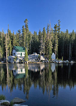 Mosquito Lake by Larry Darnell
