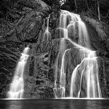Moss Glen Falls by Dave Schmidt