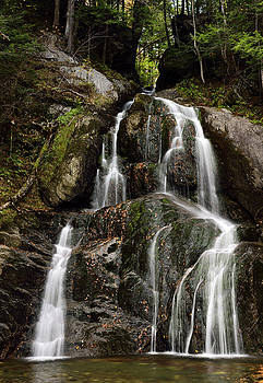 Reimar Gaertner - Moss Glen Falls Natural Area on Highway 100 Granville Vermont in