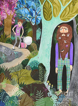Moss Man by Kate Cosgrove