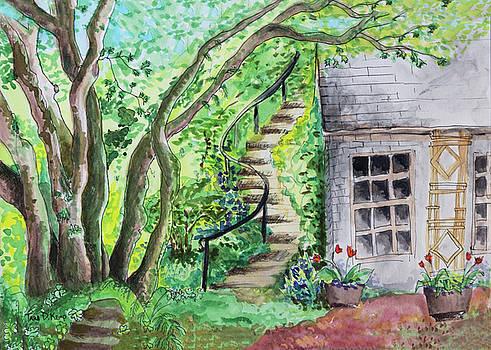 Mossy Cottage by Tara D Kemp