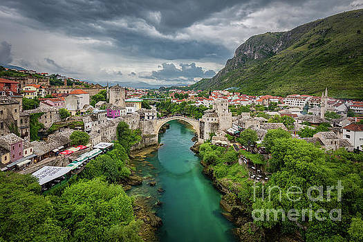Mostar by JR Photography