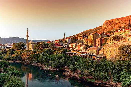 Elenarts - Elena Duvernay photo - Mostar old city, Bosnia and Herzegovina