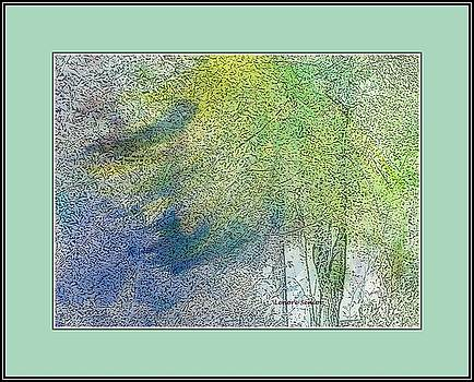Mostly Leaves 2 by Lenore Senior