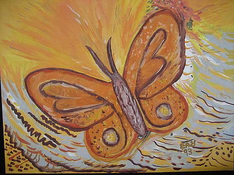 Moth to the Flame by Elizabeth A Gawronski