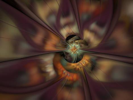 Moth Winged Silk by Amorina Ashton