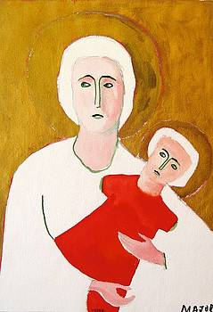 Mother and Chiild  by Clarence Major