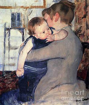 Cassatt - Mother And Child 1889