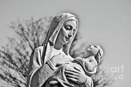 Mother and child by Catherine Hill