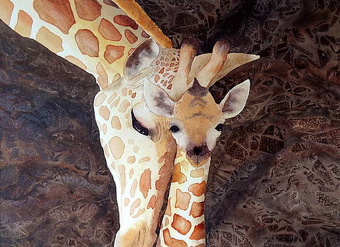Mother and Child by Laurel Best