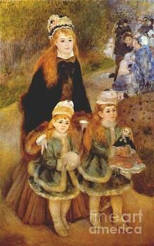 Renoir - Mother and Children