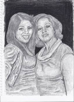 Mother and Daughter by Earl Johnson