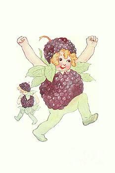 Nikki Vig - Mother Earth Children Blackberry Children