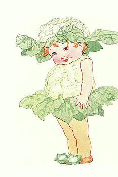 Nikki Vig - Mother Earth Children Sweet Little Miss Cauliflower