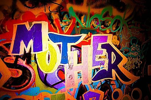 Cindy Nunn - Mother in Bold Neon