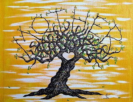 Mother Love Tree by Aaron Bombalicki