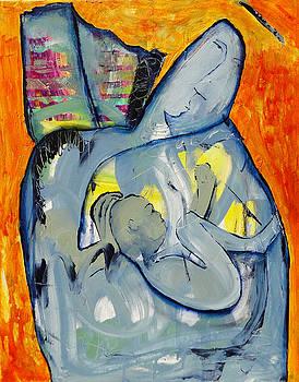 Mother Mary by Jenn Ashton