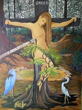 Mother Nature by Jane Toliver
