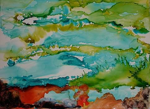 Mother Ocean by Susan Kubes