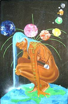 Mother of Life by Neg Ayiti Neg Ayiti