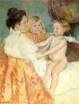 Cassatt - Mother Sarah and The Baby