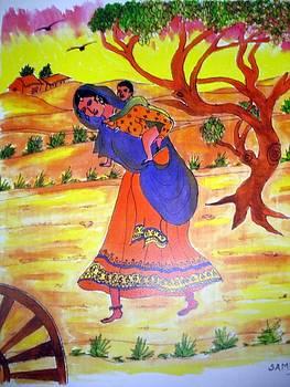 Mother by Sunil Mehta