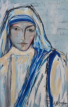 Mother Teresa by Nancy Hilliard Joyce