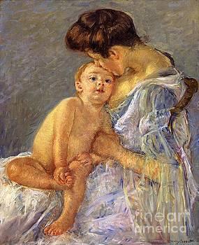 Cassatt - Motherhood