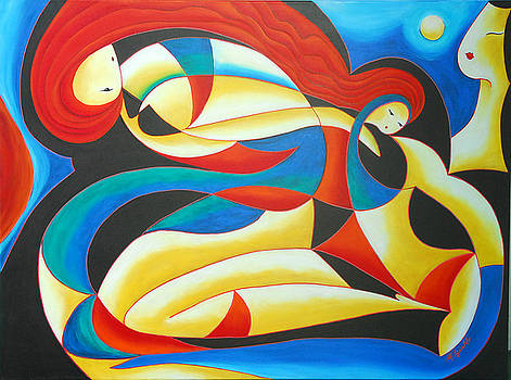 Motherhood by Marta Giraldo