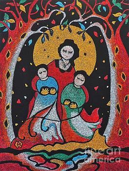 Motherhood No. 2 by Heather McFarlane-Watson