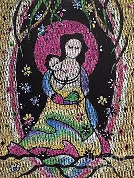 Motherhood No. 3 by Heather McFarlane-Watson