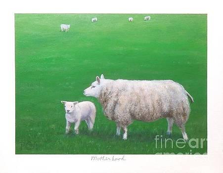 Motherhood by Phyllis Andrews