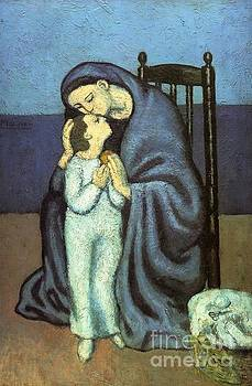 Picasso - Motherhood