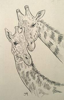 Motherly Knudge by Jennifer Hotai