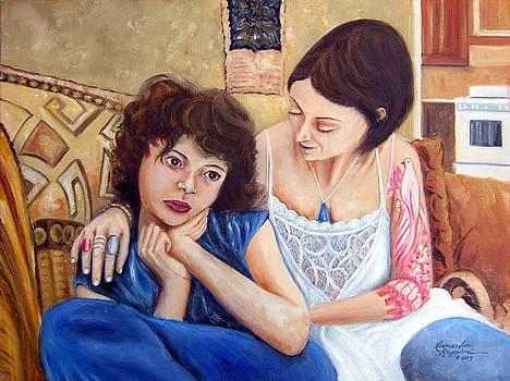 Motherly Love by Leonardo Ruggieri