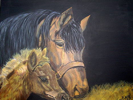 Motherly Love by Vickie Wooten