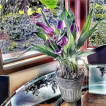 Mother,s Day Flowers by Wade Binford