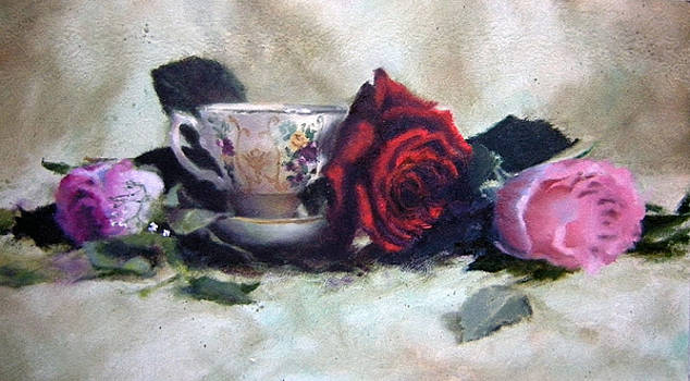 Mother's Day Tea by Jill Brabant