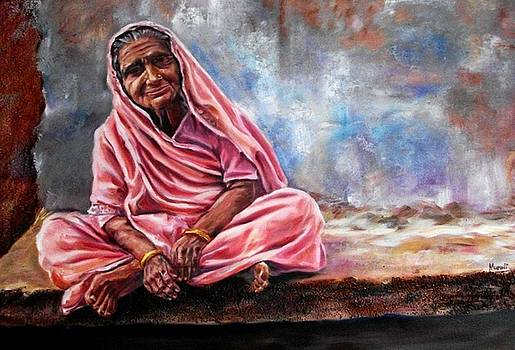 Mother's everlasting Love by Murali Surya
