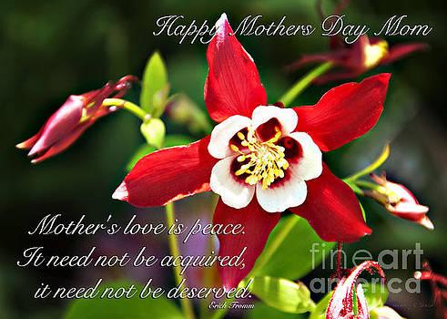 Nancy Stein - Mothers Love