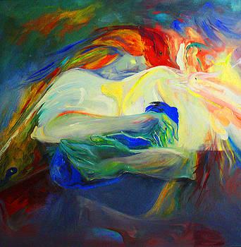 Mother's love by Nursen Gorseldil