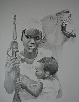 Mother's Roar by Rufus Royster
